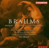 BRAHMS JOHANNES  - CD RINALDO, RHAPSODY, GESANG DER