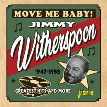 WITHERSPOON JIMMY  - CD MOVE ME BABY!