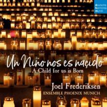 FREDERIKSEN JOEL/ENSEMBLE PHO  - CD UN NINO NOS ES NA..