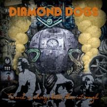 DIAMOND DOGS  - VINYL TOO MUCH IS AL..