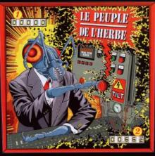 LE PEUPLE DE L'HERBE  - CD TILT