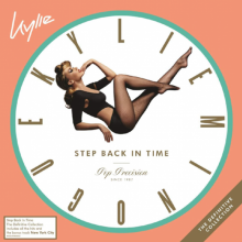 MINOGUE KYLIE  - VINYL STEP BACK IN T..