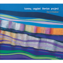 TOMMY CAGGIANI THERION PROJECT  - 2xCD LIVE IN KRAKOW