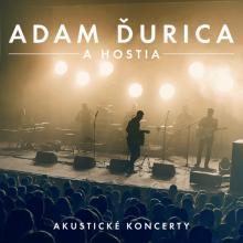 DURICA ADAM  - CD AKUSTICKE KONCERTY