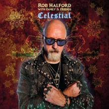 HALFORD ROB WITH FAMILY & FRIE  - VINYL CELESTIAL [VINYL]