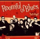 ROOMFUL OF BLUES  - CD THAT'S RIGHT