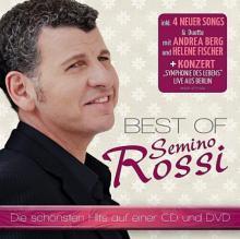 ROSSI SEMINO  - 2xCD BEST OD/DVD
