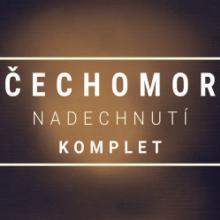 CECHOMOR  - 4xCD NADECHNUTI KOMPLET
