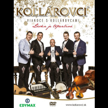 KOLLAROVCI  - DVD VIANOCE S KOLLAROVCAMI
