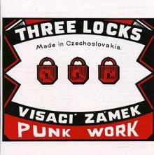 VISACI ZAMEK  - VINYL THREE LOCKS [VINYL]