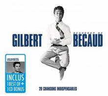 BECAUD GILBERT  - 2xCD BEST OF & RARETIES