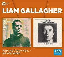 GALLAGHER LIAM  - 2xCD WHY ME? WHY NOT..