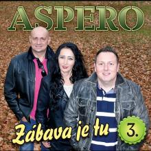 ASPERO  - CD ZABAVA JE TU 3