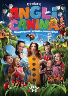 PODHRADSKA CANAKY  - DVD SPIEVANKOVO 7. ANGLICANIA