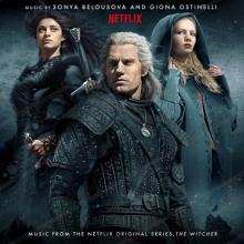 BELOUSOVA SONYA & GIONA OSTINE..  - CD THE WITCHER (MUSI..