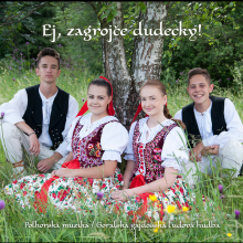 POLHORSKA MUZIKA / GORALSKA GA..  - CD EJ, ZAGROJCE DUDECKY!