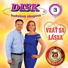 HUDOBNA SKUPINA DISK  - CD VRAT SA LASKA