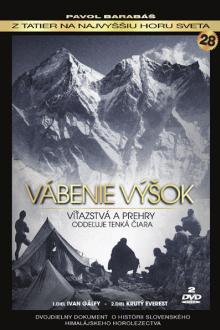 DOKUMENT  - 2xDVD PAVOL BARABAS / VABENIE VYSOK