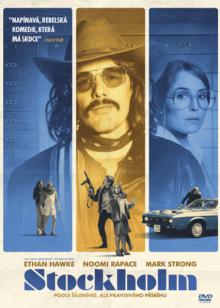 FILM  - DVD STOCKHOLM /E.HAWKE,N.RAPACE,.. CD