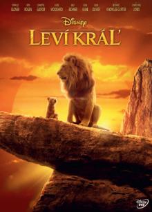 FILM  - DVD LEVI KRAL /2019/ SK