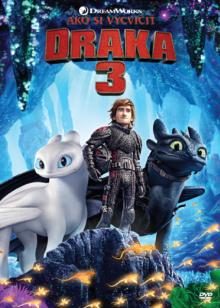 FILM  - DVD AKO VYSVICIT DRAKA 3 /SK