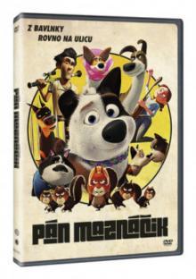 FILM  - DVD PAN MAZNACIK DVD (SK)