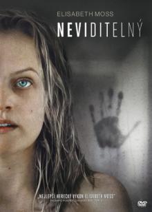 FILM  - DVD NEVIDITELNY