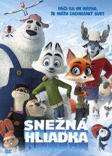 FILM  - DVD SNEZNA HLIADKA (SK)