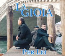 LA GIOIA  - CD PER LEI