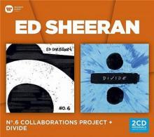 SHEERAN ED  - 2xCD ÷ & NO.6 COLLABORATIONS PROJECT