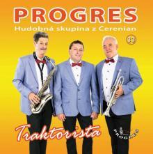 PROGRES  - CD TRAKTORISTA 33