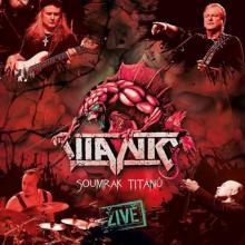 TITANIC  - CD SOUMRAK TITANU ZIVE