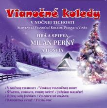 PERNY MILAN A HOSTIA  - CD VIANOCNE KOLEDY