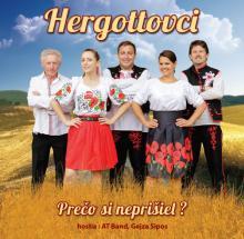 HERGOTTOVCI  - CD PRECO SI NEPRISIEL?