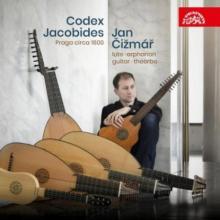 JAN CIZMAR  - CD CODEX JACOBIDES / PRAGA CIRCA 1600