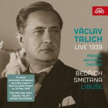 CESKA FILHARMONIE TALICH VACL  - CD LIBUSE 1939