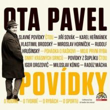 VARIOUS  - 2xCD PAVEL: POVIDKY (MP3-CD)