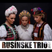 RUSINSKE TRIO  - CD 2018