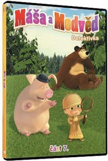 FILM  - DVD MASA A MEDVED 7
