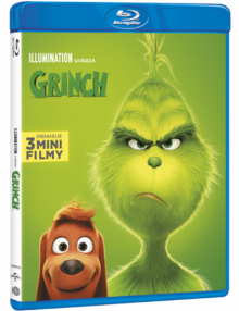 FILM  - BRD GRINCH BD SK [BLURAY]