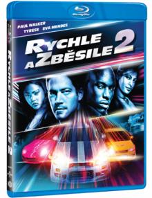 FILM  - BRD RYCHLE A ZBESILE 2 BD [BLURAY]