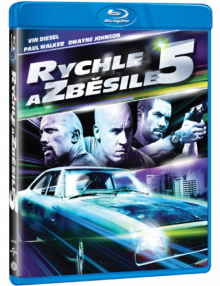 FILM  - BRD RYCHLE A ZBESILE 5 BD [BLURAY]