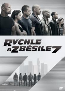 FILM  - DVD RYCHLE A ZBESILE 7 DVD