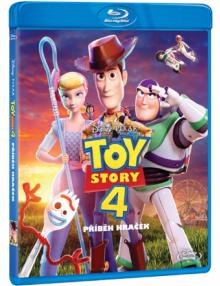 FILM  - BRD TOY STORY 4: PRI..