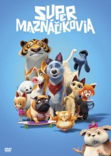 FILM  - DVD SUPER MAZNACIKOVIA DVD (SK)