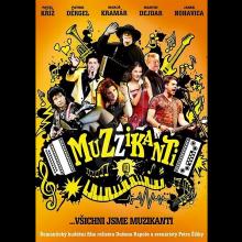 FILM  - DVD MUZZIKANTI