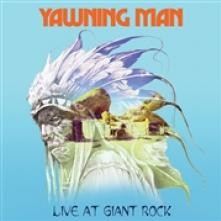 YAWNING MAN  - VINYL LIVE AT.. -COLOURED- [VINYL]