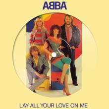 ABBA  - SI LAY ALL YOUR.. -PD- /7