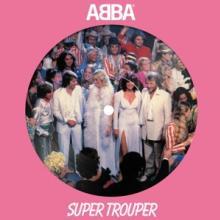 ABBA  - SI SUPER TROUPER -PD- /7