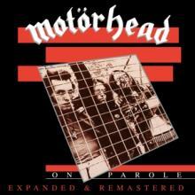 MOTORHEAD  - VINYL ON PAROLE (EXP..